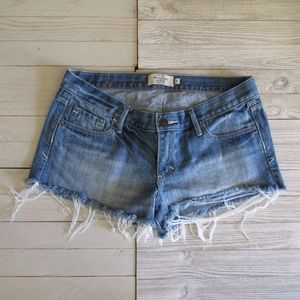Abercrombie and Fitch Festival/Boho Shorts SZ 4